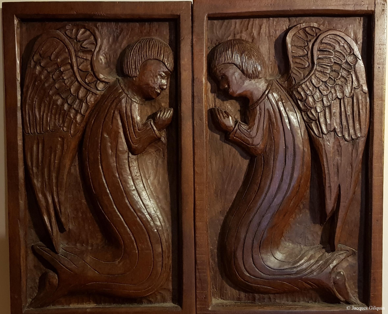 Couple d'anges de Revel